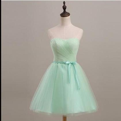 Lovely Tulle Cocktail Dress. Homeco..